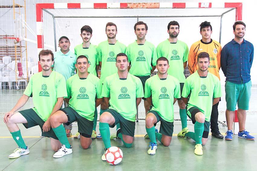 fe4b025e17 ADSFA venceu o torneio inter colectividades - Gazeta Das Caldas